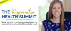 I'll Be Appearing On The Regenerative Health Summit