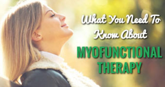 Myofunctional Therapy Infographic – What Is Myofunctional Therapy?